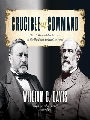 cover image of Crucible of Command
