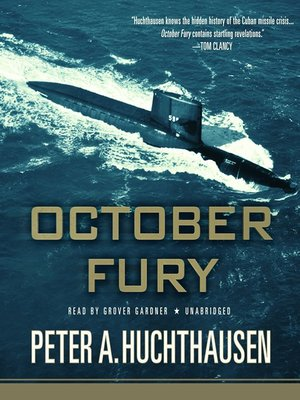 cover image of October Fury