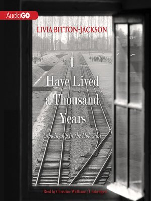 cover image of I Have Lived a Thousand Years