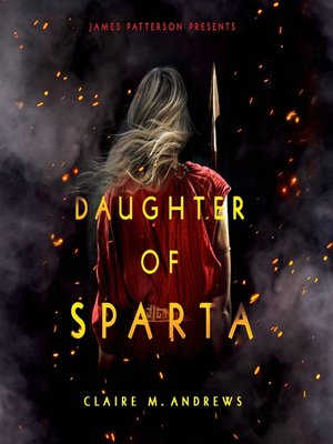 cover image of Daughter of Sparta