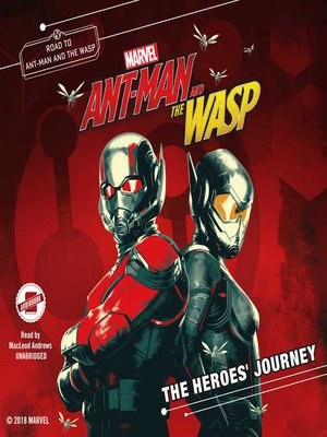 cover image of Marvel's Ant-Man and the Wasp