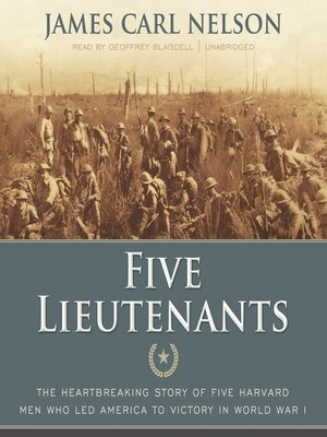 cover image of Five Lieutenants
