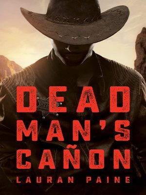 cover image of Dead Man's Cañon