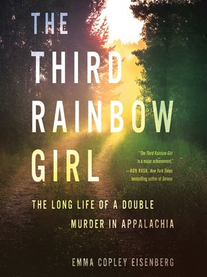 cover image of The Third Rainbow Girl