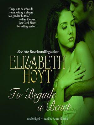 To seduce a sinner elizabeth hoyt