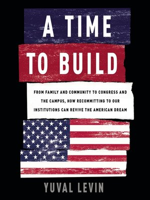cover image of A Time to Build