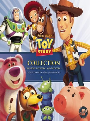 cover image of The Toy Story Collection
