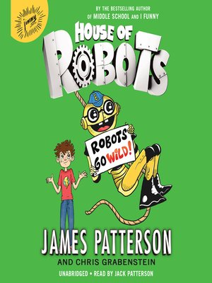 House Of Robots Series   U00b7 Overdrive  Ebooks  Audiobooks