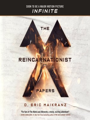 cover image of The Reincarnationist Papers