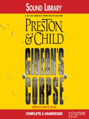 cover image of Gideon's Corpse