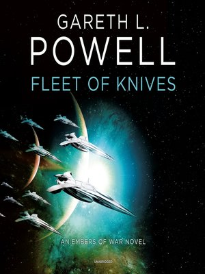cover image of Fleet of Knives