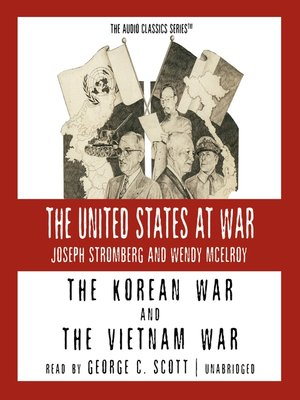 cover image of The Korean War and the Vietnam War
