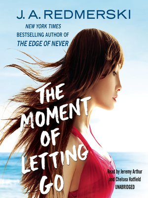 cover image of The Moment of Letting Go