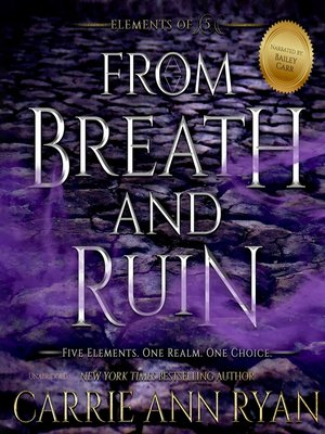 cover image of From Breath and Ruin