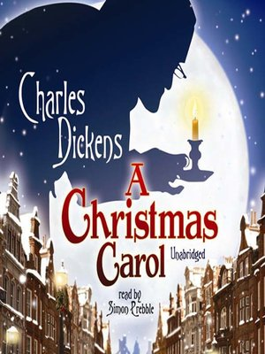 A Christmas Carol Book Cover.A Christmas Carol By Charles Dickens Overdrive Rakuten