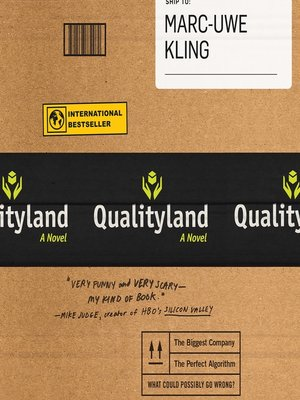 cover image of Qualityland