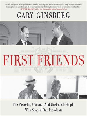cover image of First Friends
