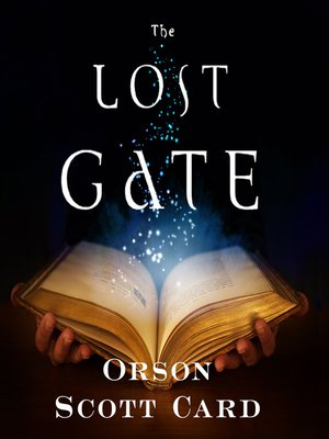 cover image of The Lost Gate