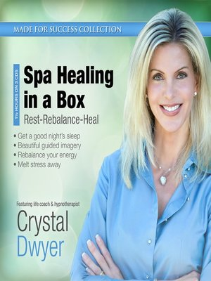 cover image of Spa Healing in a Box