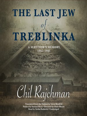 cover image of The Last Jew of Treblinka