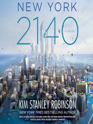 cover image of New York 2140