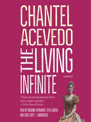 cover image of The Living Infinite