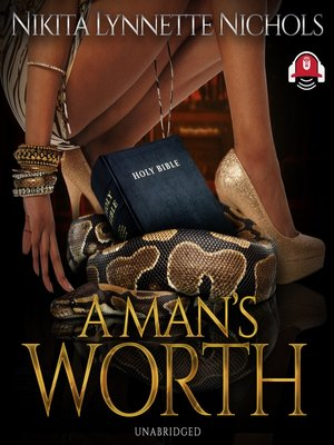 cover image of A Man's Worth