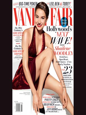 cover image of Vanity Fair: July 2014 Issue