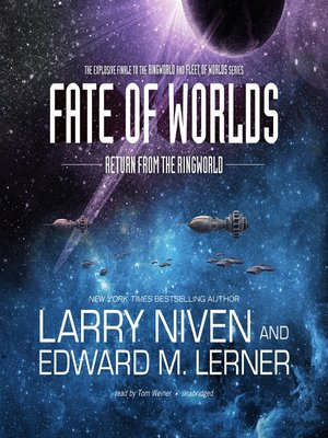 cover image of Fate of Worlds