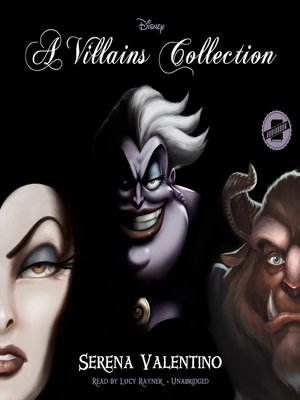 cover image of A Villains Collection