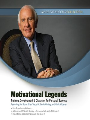 cover image of Motivational Legends