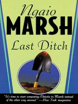 cover image of Last Ditch
