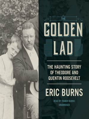 cover image of The Golden Lad