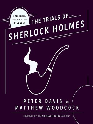 cover image of The Trial of Sherlock Holmes