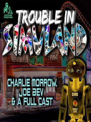cover image of Trouble in Simuland