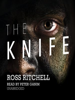 cover image of The Knife
