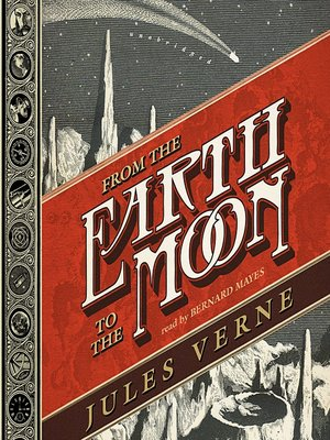 cover image of From the Earth to the Moon