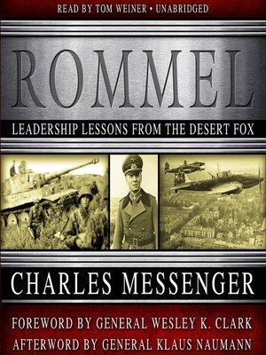 cover image of Rommel