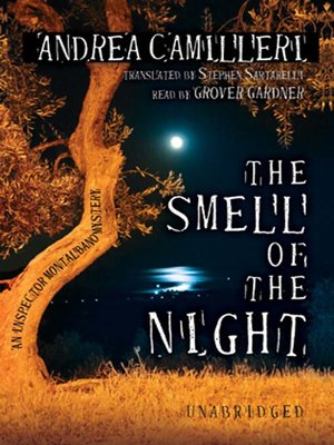 cover image of The Smell of the Night