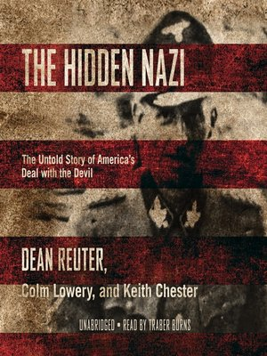cover image of The Hidden Nazi