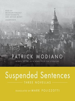cover image of Suspended Sentences