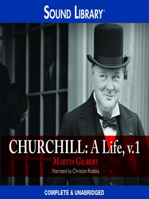 cover image of Churchill: A Life, Part 1