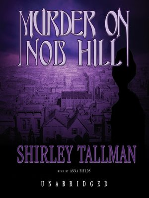 cover image of Murder on Nob Hill