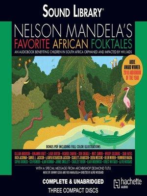 cover image of Nelson Mandela's Favorite African Folktales