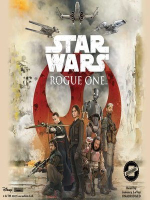 cover image of Star Wars: Rogue One