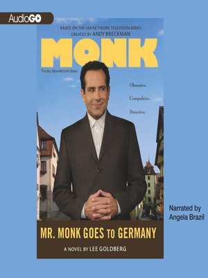 cover image of Mr. Monk Goes to Germany