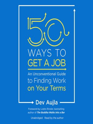 cover image of 50 Ways to Get a Job