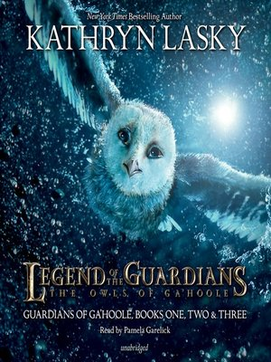 cover image of Legend of the Guardians: The Owls of Ga'Hoole