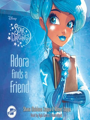 cover image of Adora Finds a Friend