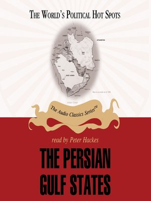 cover image of The Persian Gulf States